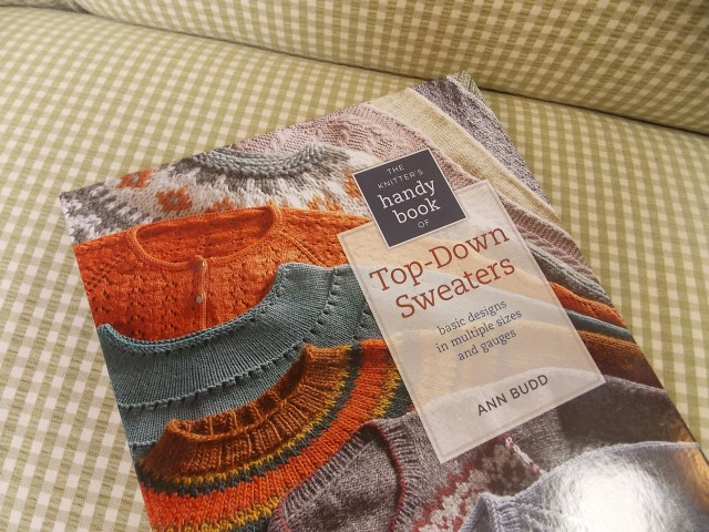 0b75a36a1139 The Knitter s Handy Book of Top-Down Sweaters.
