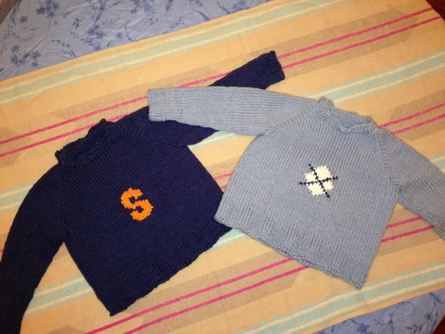 twins sweaters