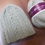 Fine Fella Cabled Hat