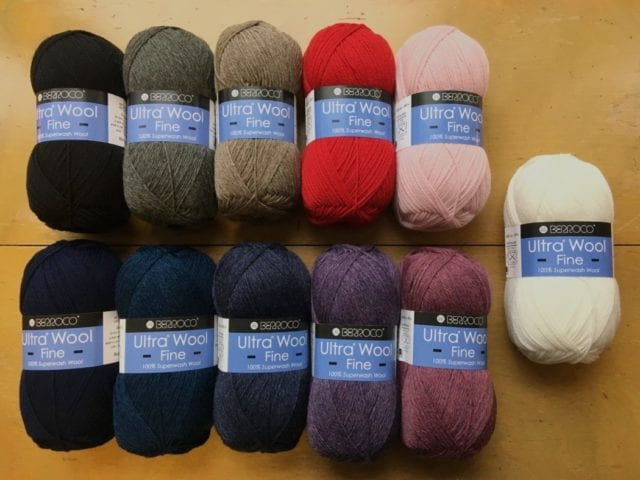 Hello, Ultra Wool Fine  | Hillsborough Yarn Shop