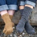 Churchmouse Basic Socks