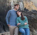 """Knits and Purls: """"Newhaven"""" Gansey"""