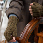 Ferryboat Mitts